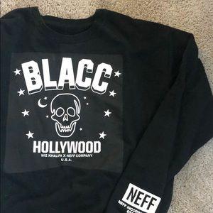 Blacc HollyWood CrewNeck